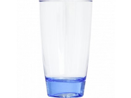 WATER CUP PLASTIC, 450 ml, BLUE, 1 pcs -