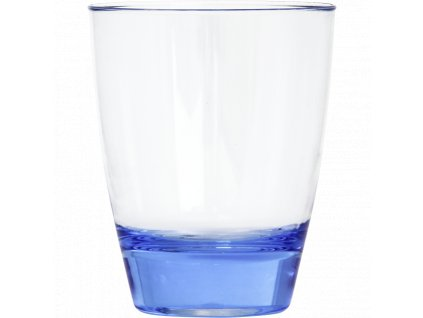 WATER CUP PLASTIC, 350 ml, BLUE, 1 pcs -