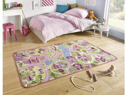 Hanse Home Collection koberce Dětský kusový koberec Play 102378 - 90x200 cm