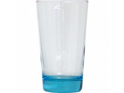 WATER GLASS, 400 ml, BLUE, 1 pcs -