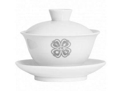 POT TEA, 150 ml, WHITE CERAMIC, 1 pcs -