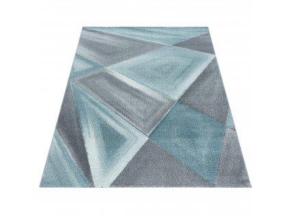 Ayyildiz koberce AKCE: 80x150 cm Kusový koberec Beta 1130 blue - 80x150 cm
