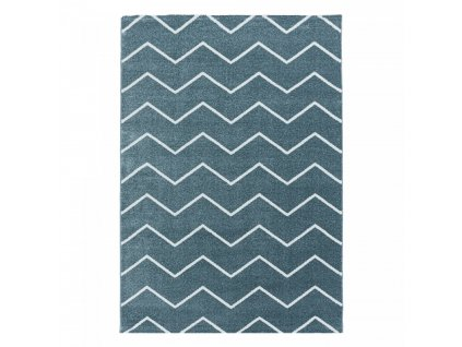 Ayyildiz koberce AKCE: 80x250 cm Kusový koberec Rio 4602 blue - 80x250 cm