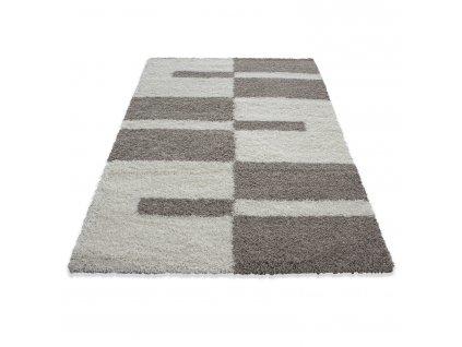 Ayyildiz koberce AKCE: 100x200 cm Kusový koberec Gala 2505 beige - 100x200 cm