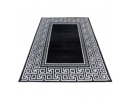 Ayyildiz koberce AKCE: 160x230 cm Kusový koberec Parma 9340 black - 160x230 cm