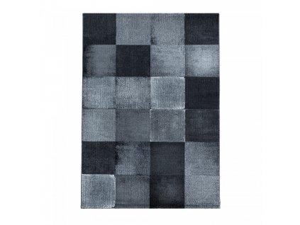 Ayyildiz koberce AKCE: 160x230 cm Kusový koberec Costa 3526 black - 160x230 cm