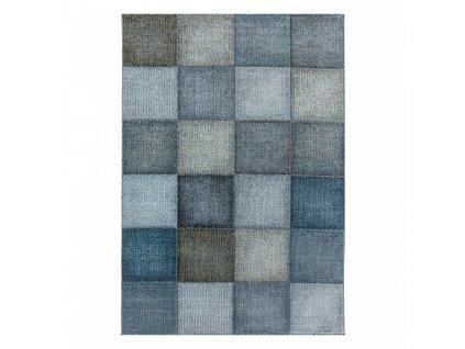 Ayyildiz koberce AKCE: 240x340 cm Kusový koberec Ottawa 4202 blue - 240x340 cm