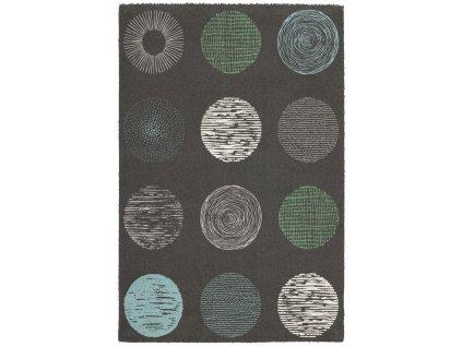 Obsession koberce AKCE: 160x230 cm Kusový koberec Bronx 541 ANTHRACITE - 160x230 cm