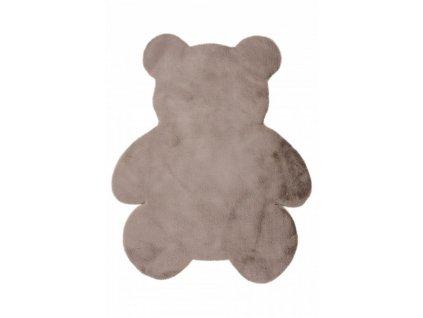 Obsession koberce AKCE: 78x97 cm Pro zvířata: kusový koberec Luna 850 taupe - 78x97 cm