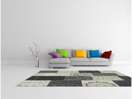 Festival koberce AKCE: 80x150 cm Kusový koberec Mona Lisa K10951-12 Grey - 80x150 cm