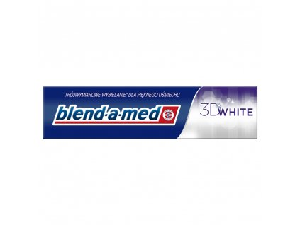 Blend-a-med 3DWhite Zubní Pasta 75 ml
