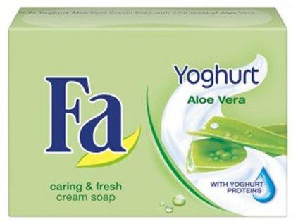 Fa Yoghurt Aloe Vera krémové mýdlo 90 g