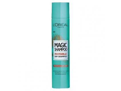 L´Oréal Paris Magic Shampoo Tropical Splash suchý šampon pro objem vlasů 200 ml