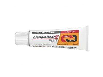 Blend-a-dent Plus Dual Power Premium Fixační krém na zubní náhradu 40 g