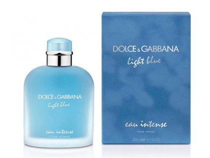 Dolce & Gabbana Light Blue Eau Intense Pour Homme - EDP 200 ml