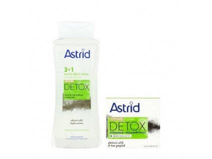 Astrid Citylife Detox Dárková sada 2 ks