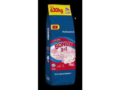 Bonux Color prací prášek Pure Magnolia , 140 praní 10,5 kg