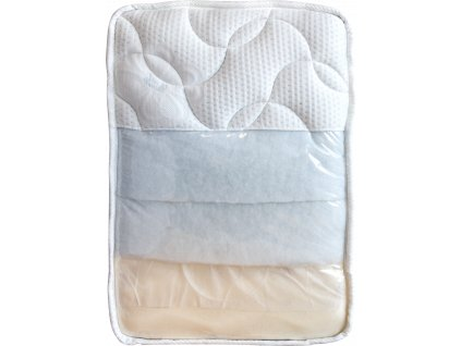 Mattress LUXUS sample, 40 × 60 cm, v. 25 cm, 1 pcs -