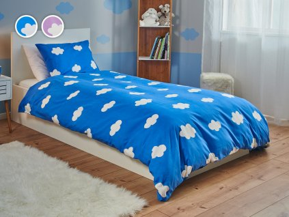 warm hug kids bedding set
