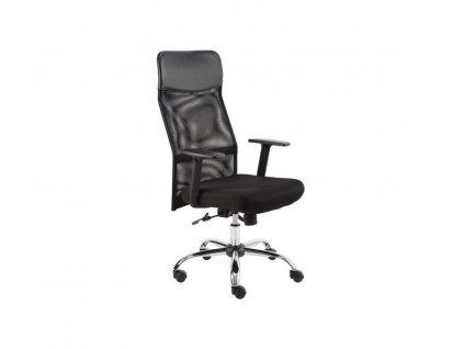 židle alba černá