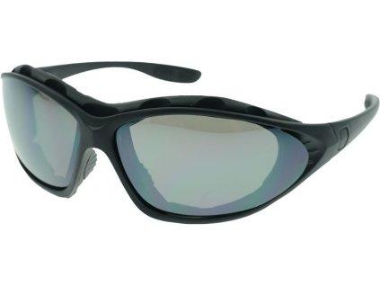 Sportovní brýle SULOV ADULT I, černý mat