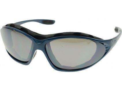 Sportovní brýle SULOV ADULT I, metalická modrá
