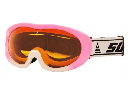 Brýle sjezdové SULOV RIPE, růžová