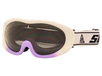 Brýle sjezdové SULOV RIPE, bílá