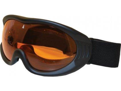 Brýle sjezdové SULOV VISION, černé
