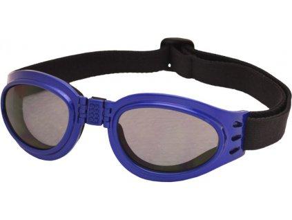 Skládací brýle TT BLADE FOLD, metalická modrá