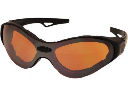 Sportovní brýle TT-BLADE MULTI, černý lesk