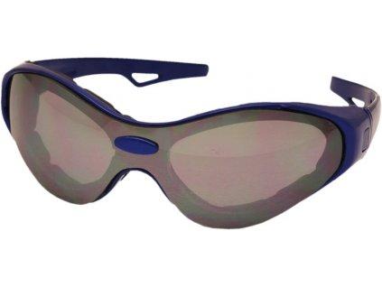 Sportovní brýle TT-BLADE MULTI, metalická modrá