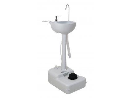 Umyvadlo CALTER k chemickým toaletám