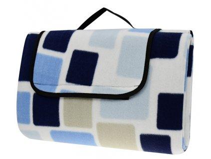 Pikniková deka CALTER DUOS, 1.8x1.4m, kostka