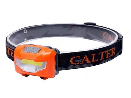 Čelovka CALTER BASIC 3WCOB-120lm, 42g, 6-8h