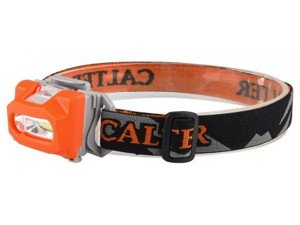 Čelovka CALTER MID 3+1,5WCOB-200lm, 65g, 15h