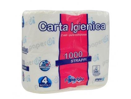 Toaletní papír CALTER, pro chemickou toaletu, 4ks v bal.