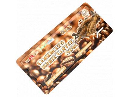 CORDYCEPS WHITE COFFEE STAR, 20 g - káva arabica 4 v 1 s obsahem houby cordyceps