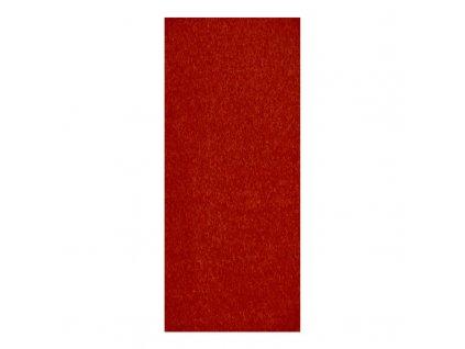 Vopi koberce AKCE: 100x80 cm s obšitím Běhoun na míru Eton vínový - šíře 80 cm s obšitím