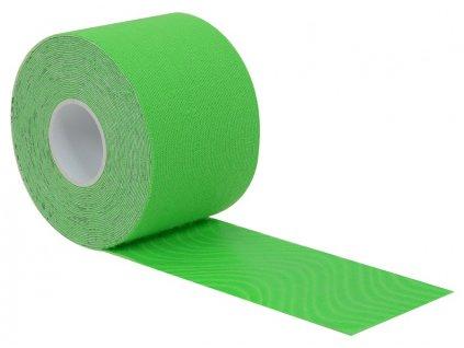 KinesionLIFEFIT tape 5cmx5m, světle zelená