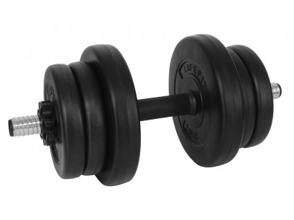 Činka nakládací set LIFEFIT PREMIUM 10kg
