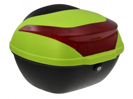 Zadní kufr k elektroskútru RACCEWAY E-BABETA, zelený