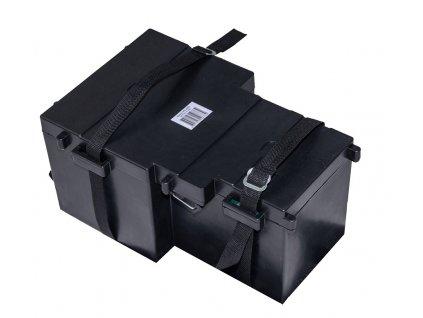 Baterie PB-48V, 12Ah, k elektroskútru RACCEWAY E-FICHTL