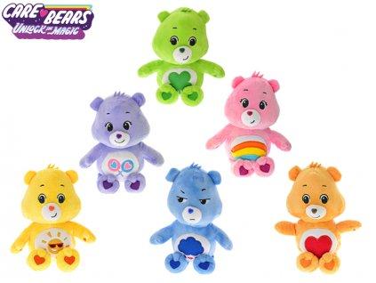 Care Bears 24cm plyšoví 6druhů 0m+