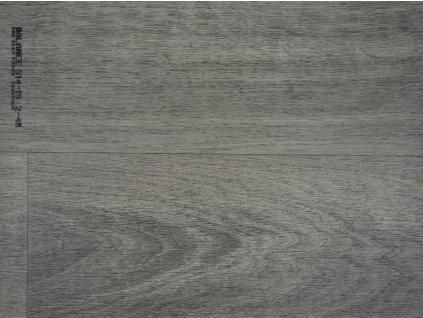 AKCE: 80x542 cm PVC podlaha Hometex 516-09 dub šedý - Rozměr na míru cm