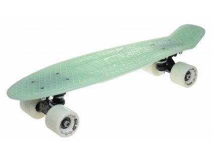 """Penny board 22"""" BURN RIDER zelený fosforeskující"""