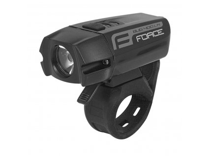 FORCE - světlo přední BUG-400 USB černé