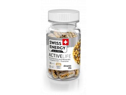 SWISS ENERGY Activelife pro dynamický život, cps.30