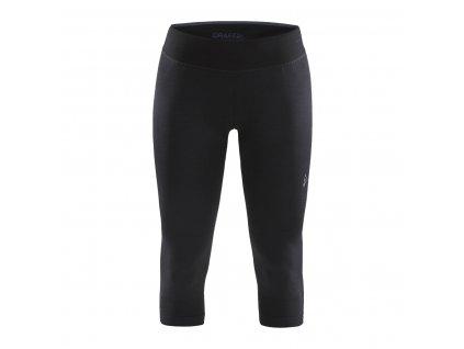 CRAFT dámské 3/4 spodky Fuseknit Comfort černá