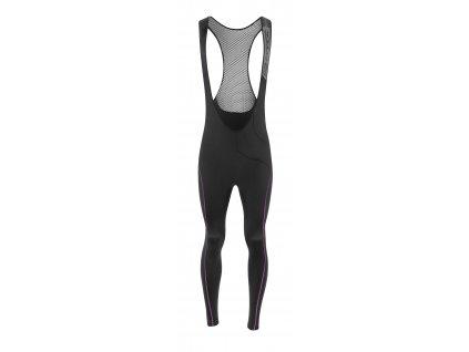 FORCE - kalhoty F REFLEX LINE LADY bez vložky, černé